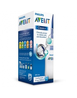 AVENT SCF566/17 Butelka CLASSIC PLUS 330ml