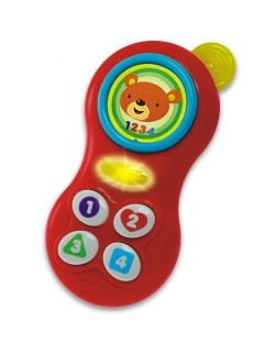 SMILY PLAY 0638 Telefon Pan Misiek
