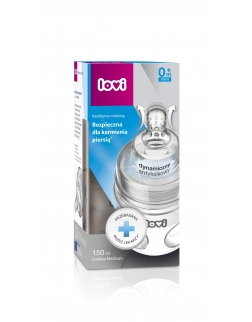 LOVI 21/565 Butelka Medical+ 150ml PROMOCJA (3+1 gratis)