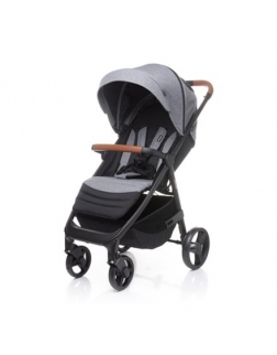 4 BABY Wózek spacerowy STINGER GREY