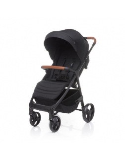 4 BABY Wózek spacerowy STINGER BLACK