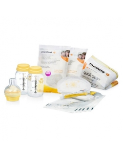 MEDELA 008.0476 Zestaw IV Breastfeeding Starter Kit