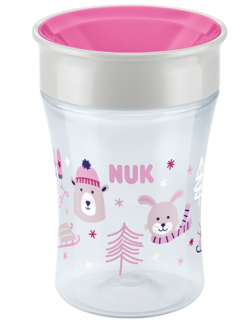 NUK 255364 Kubek MAGIC CUP WINTER WONDERLAND